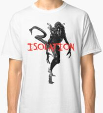 "NEW* ALIEN: ISOLATION MERCHANDISE... ""ISOLATION"" Classic T-Shirt"