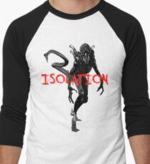 """NEW* ALIEN: ISOLATION MERCHANDISE... """"ISOLATION"""" Men's Baseball ¾ T-Shirt"""