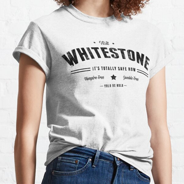 Critter: Beautiful Whitestone! Classic T-Shirt