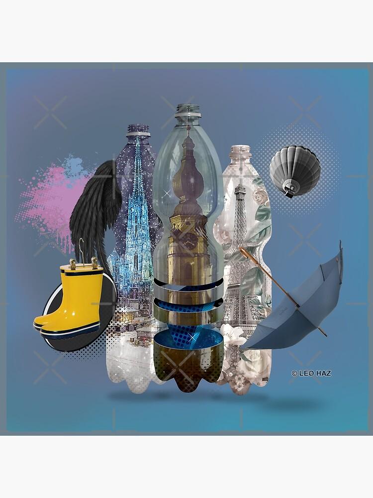 Lockdown in a PET bottle by Leo Haz von LeoHaz