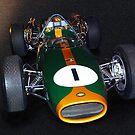 Repco-Brabham F1 by Stuart Row