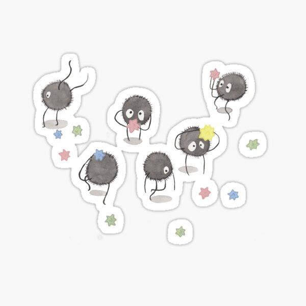 Dust Sprite party Sticker