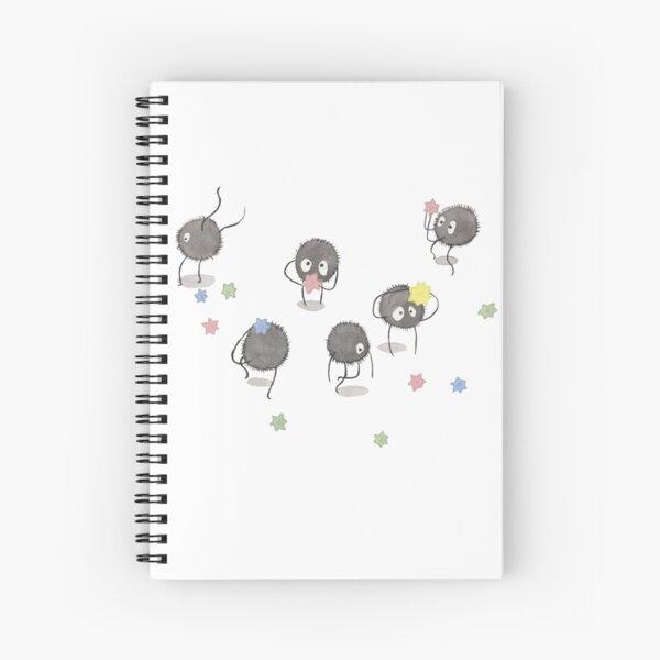 Dust Sprite party Cahier à spirale