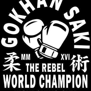 Gokhan Saki Kickboxing Gym by Wrong-Unz