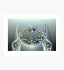 Gateway to Olympus Art Print