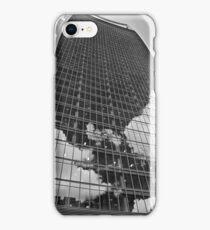 Black and White Walkie-Talkie, London iPhone Case/Skin
