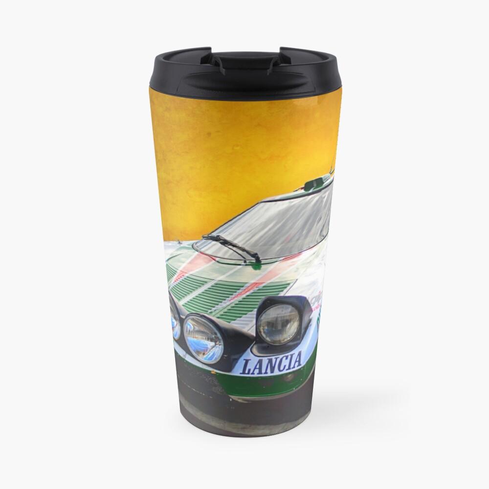 Lancia Stratos Travel Mug