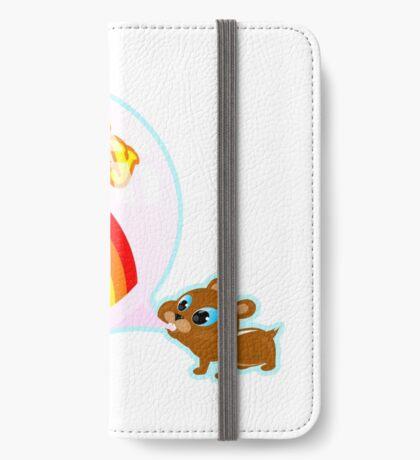 Bubble Gum Bandit! iPhone Wallet