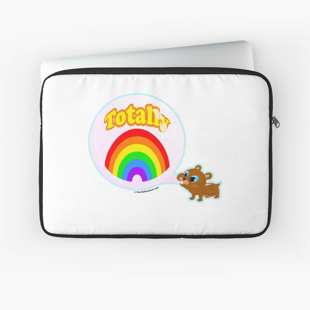 Bubble Gum Bandit! Laptop Sleeve