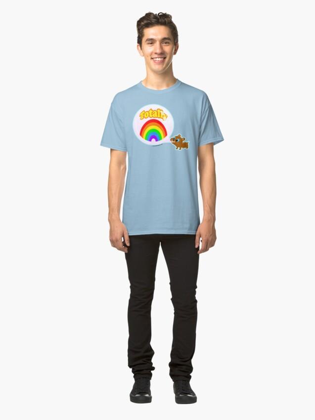 Alternate view of Bubble Gum Bandit! Classic T-Shirt