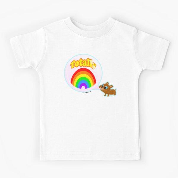 Bubble Gum Bandit! Kids T-Shirt