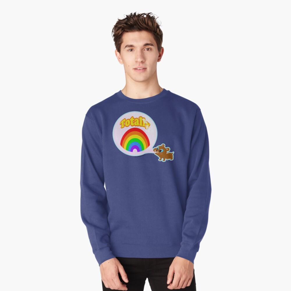 Bubble Gum Bandit! Pullover Sweatshirt