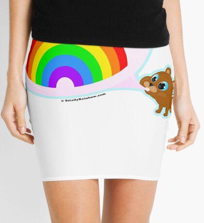 Bubble Gum Bandit! Mini Skirt