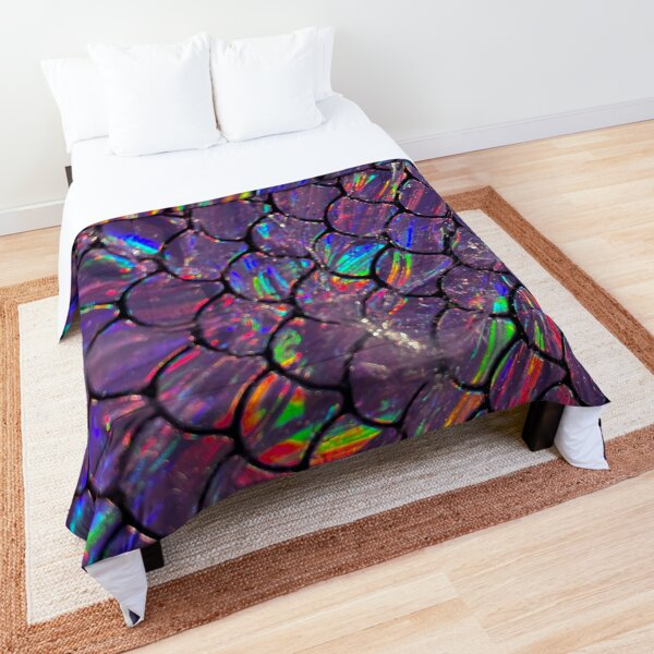 Mermaid Whirl Comforter