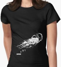 chalk valley Womens Fitted T-Shirt