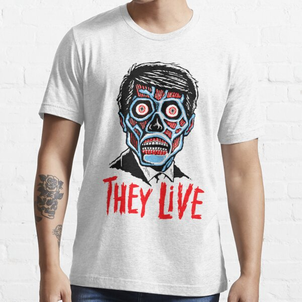 THEY LIVE!!! Essential T-Shirt