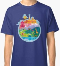 Small World Classic T-Shirt