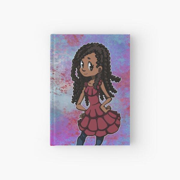 Nik Cartoon Character Design Hardcover Journal