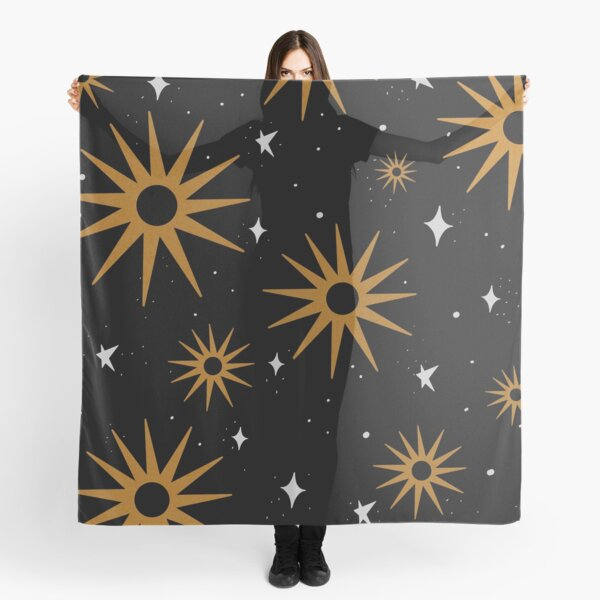 Celestial Stars  Scarf
