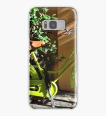 Green Cruiser Samsung Galaxy Case/Skin