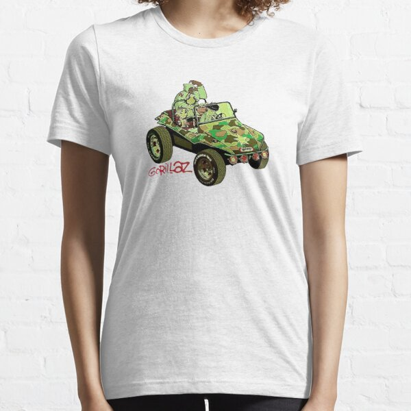 Car Army gorilaz Essential T-Shirt