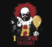 I Want You to Float | Unisex T-Shirt
