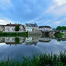 France Yonne River by Chris King