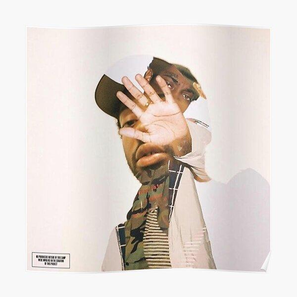 Brent Faiyaz Hand Poster