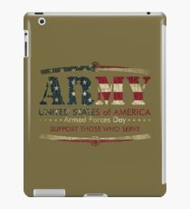 Armed Forces Day - Army iPad Case/Skin