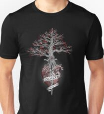 The heart tree Unisex T-Shirt