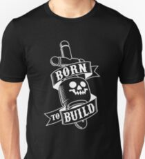 Master Builders only Slim Fit T-Shirt