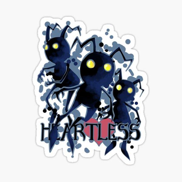 Heartless Sticker