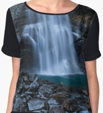 Krimml waterfalls Chiffon Top