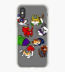 Atsume Assemble iPhone Case