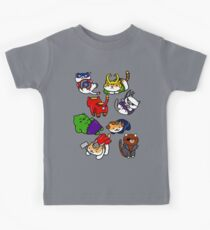 Atsume Assemble Kids Tee
