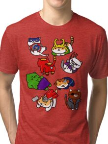 Atsume Assemble Tri-blend T-Shirt