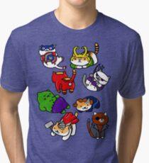 Atsume Assemble Tri-blend T-Shirt