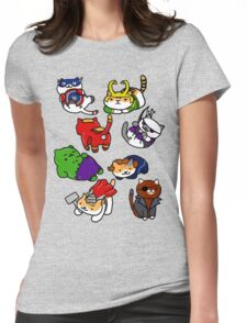 Atsume Assemble Womens Fitted T-Shirt