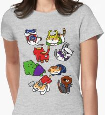 Atsume Assemble Women's Fitted T-Shirt