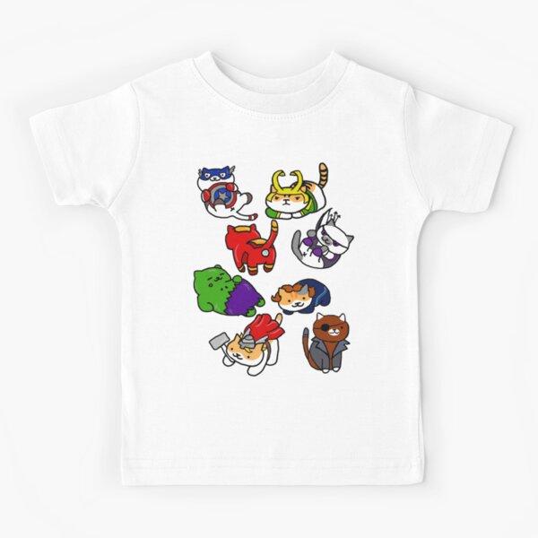 Atsume Assemble T-shirt enfant
