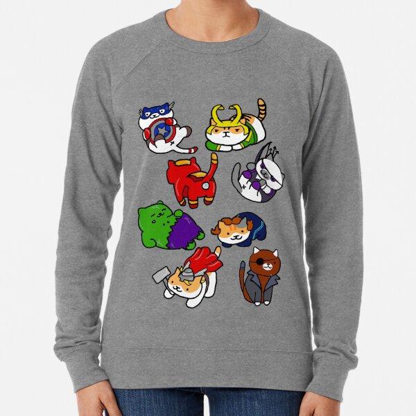 Atsume Assemble Lightweight Sweatshirt