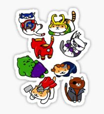 Atsume Assemble Sticker
