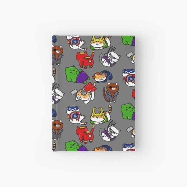 Atsume Assemble Hardcover Journal