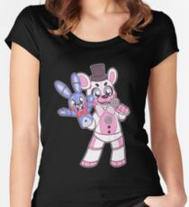 Funtime Freddy Women's Fitted Scoop T-Shirt