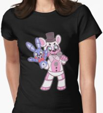 Funtime Freddy Womens Fitted T-Shirt
