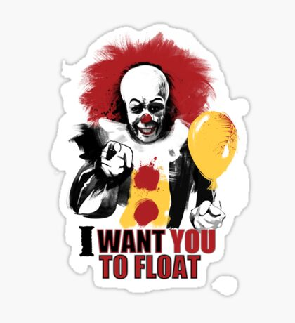 Pennywise - LIGHT Version Sticker