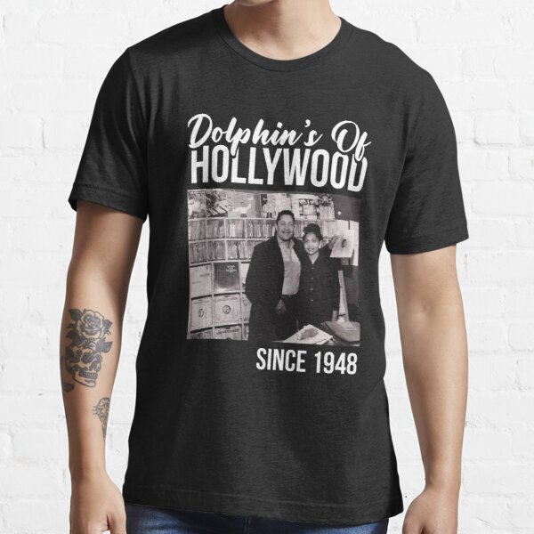DOH John & Ruth Dolphin Essential T-Shirt