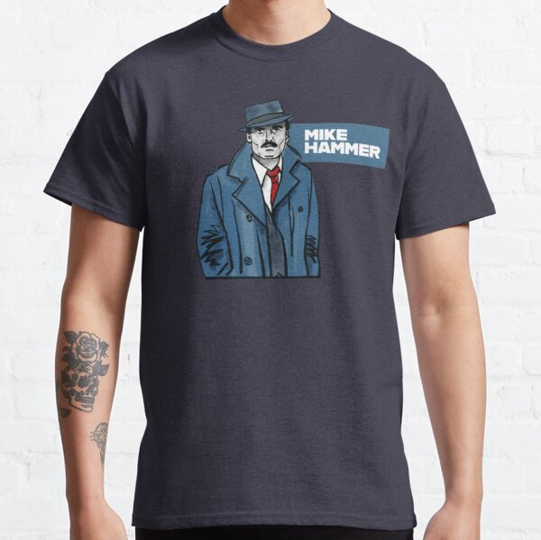 The New Mike Hammer (1984) Classic T-Shirt