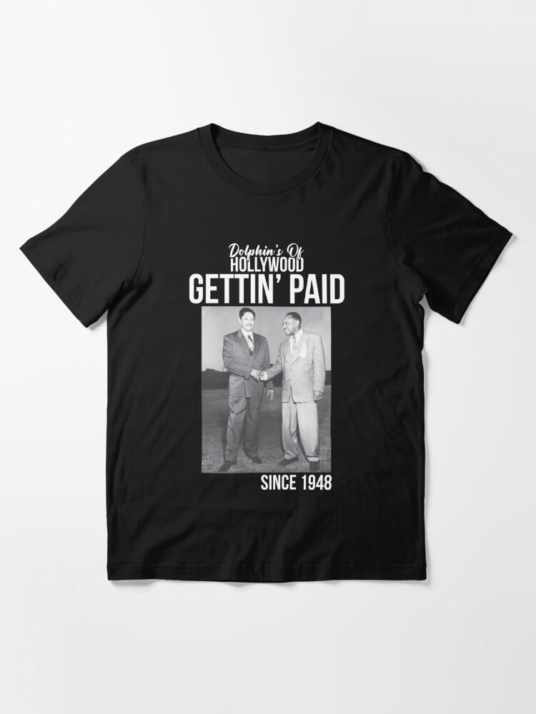 Alternate view of DOH John Gettin Paid Essential T-Shirt
