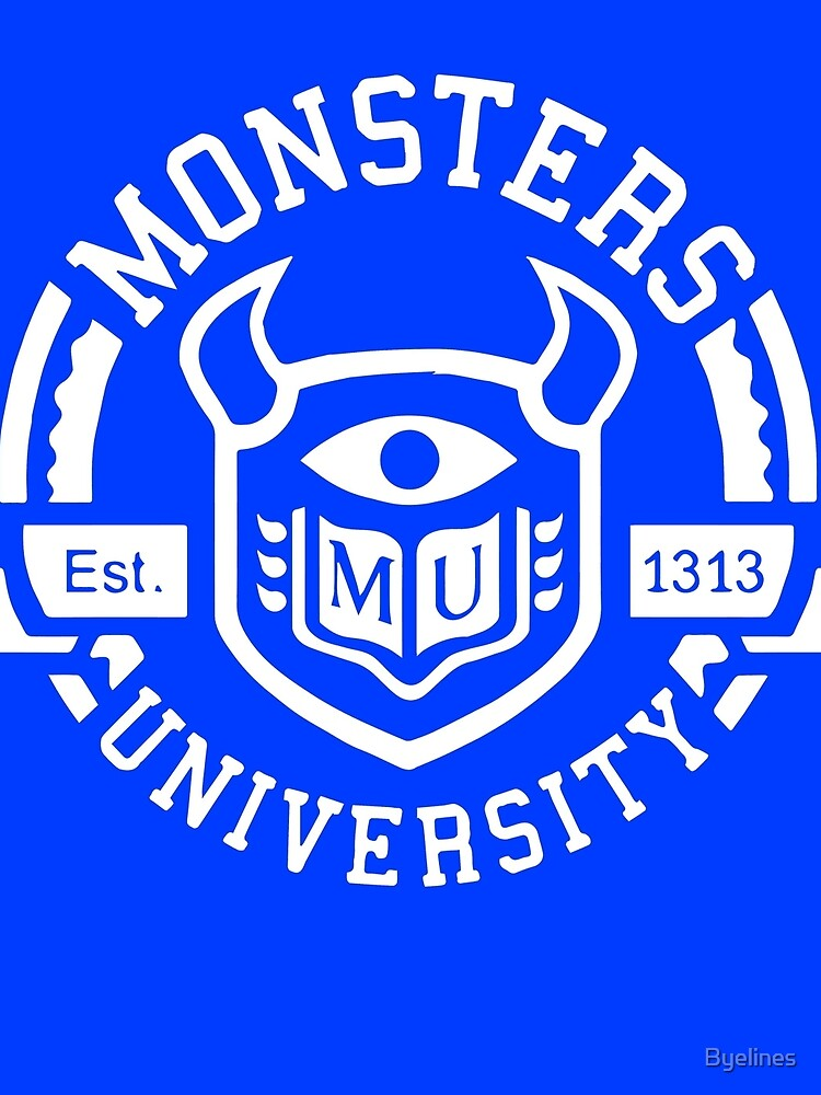 Monsters university by Byelines